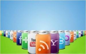 Jejaring sosial di dunia maya