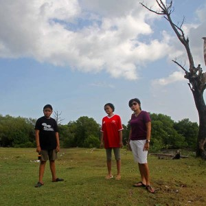 Keindahan alam pantai Sambilangan, Madura