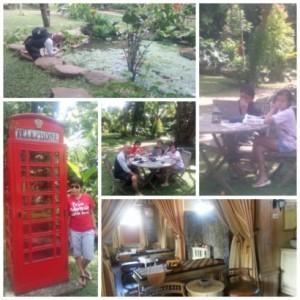 Resort Kayu Arum Salatiga: sangat pas untuk keluarga kami....