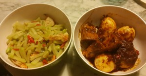 Masakan yang sederhana dan gampang untuk menu saur