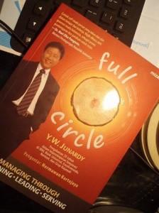 "Buku ""Full Circle"" YWJ"