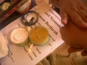 Produk spa asli Indonesia juga bervariasi