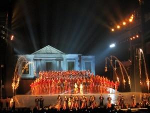 Matah Ati di Solo, Great performance