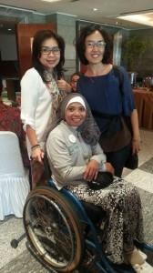 Mendukung penyandang disabilitas adalah tugas kita semua