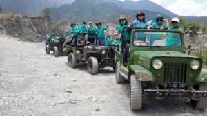 #Day2 Pengalaman offroad dibanting banting di jeep yang tak terlupakan