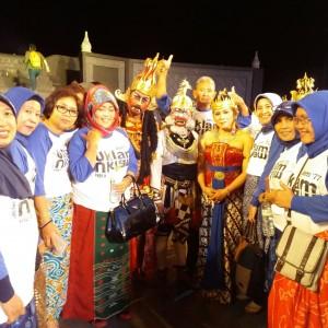 #Day2 usai nonton sendratari Ramayana di Prambanan.