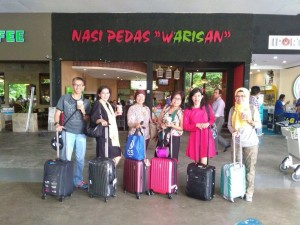 Akhirnya, sampai Bali